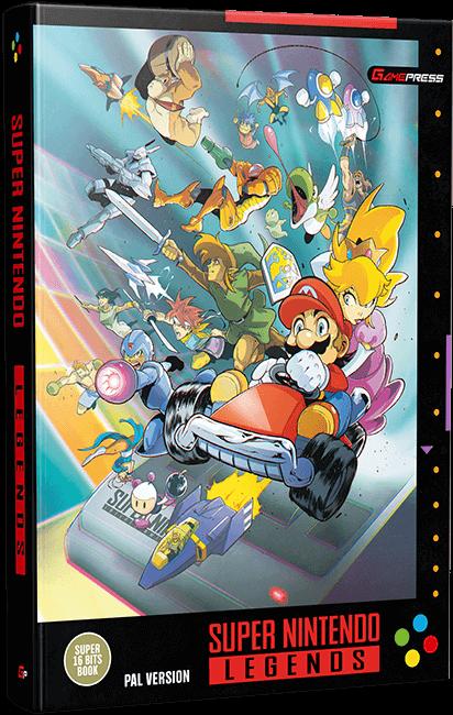 Super Nintendo Legends: un recorrido por la historia de Nintendo
