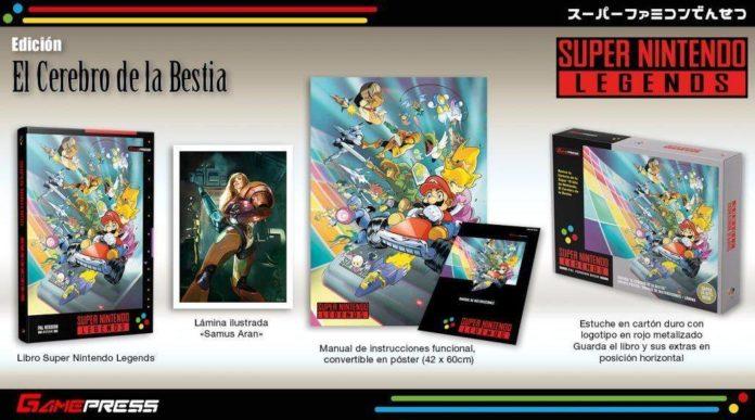 Super Nintendo Legends | Travesura Realizada