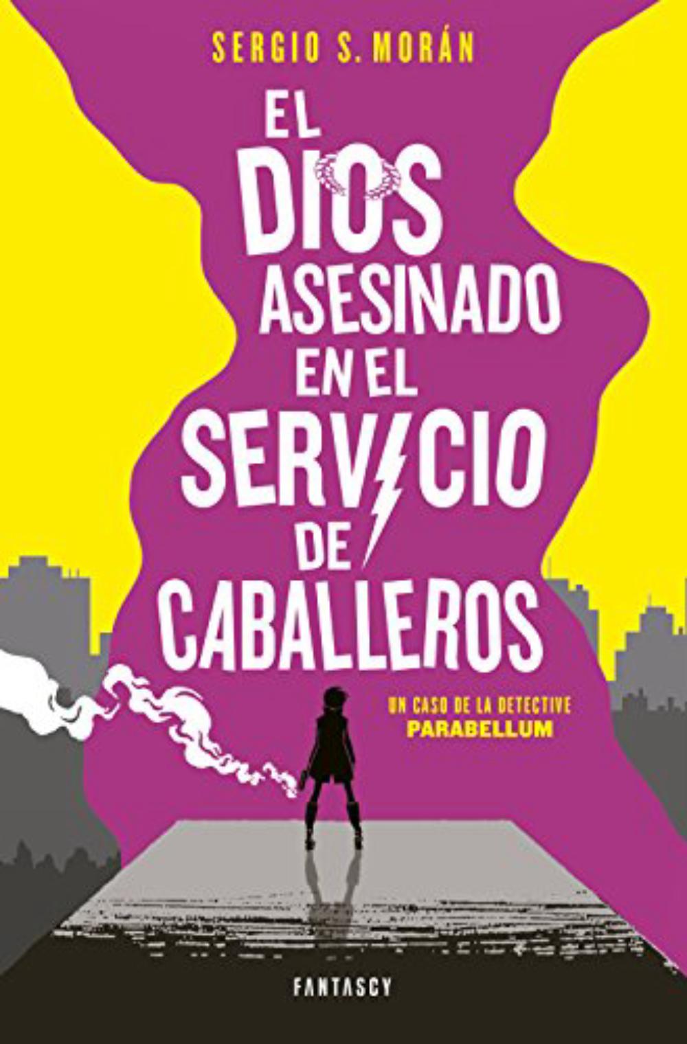 """Video Reseña: """"El Dios asesinado en el servicio de caballeros"""" de Sergio S. Morán"""