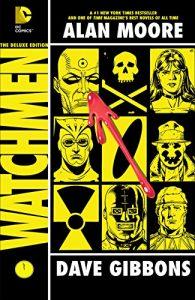 Portada| Cómic Watchmen