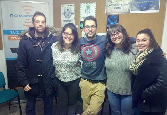 TR 4×12 – Novedades Febrero y entrevista a Beatriz Esteban