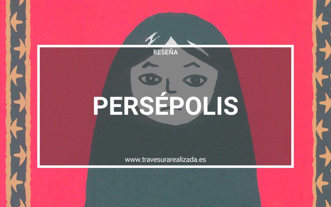 Persépolis: una vida hecha cómic | Reseña