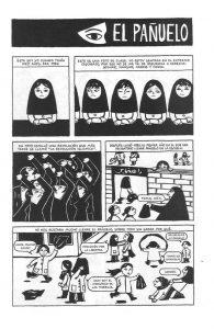 Primera página de Persépolis