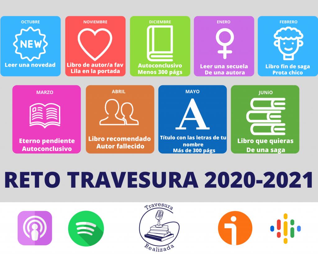 Reto Travesura 2020 2021