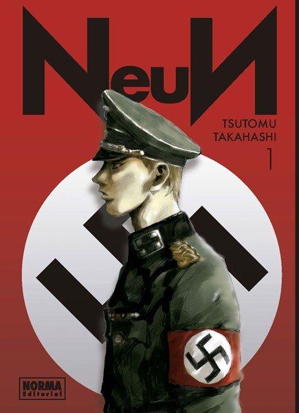 Portada de Neun 1 | Manga