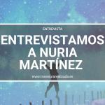 Nuria Martínez A.P.S.J | Travesura Realizada