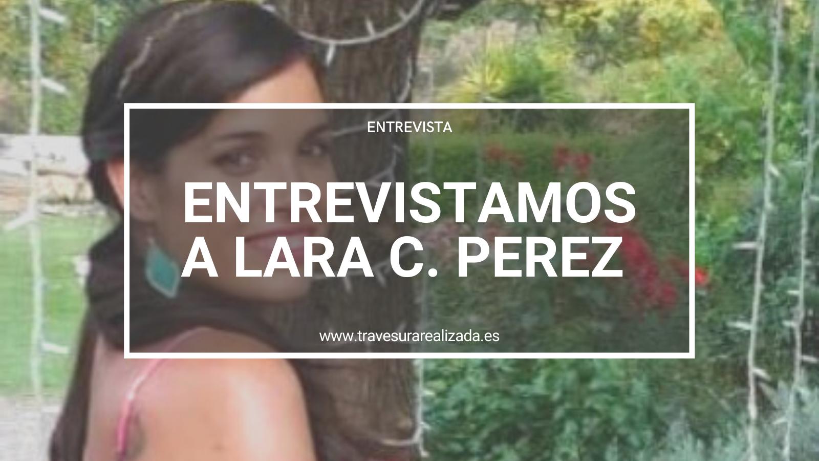 Entrevista a Lara C. Perez por 'El Misterio de Carter Dash'