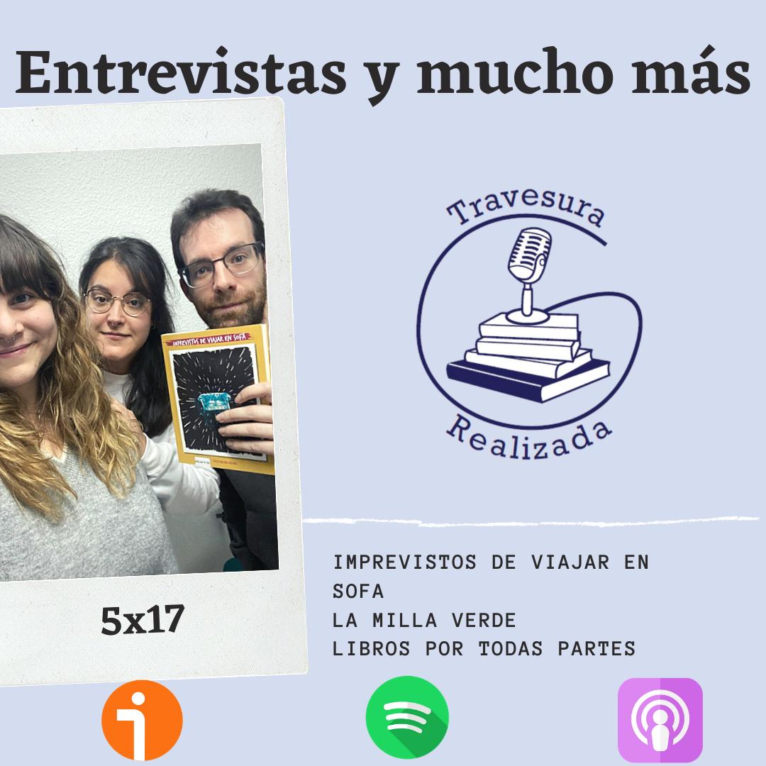 TR 5×17 – ¡Entrevista a Rocío Molina y mucho más!