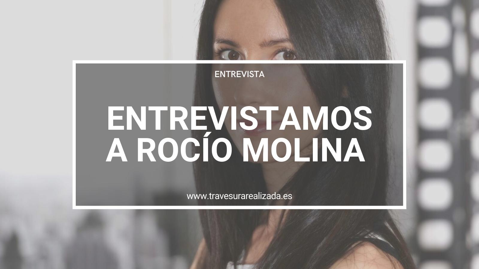 Entrevista a Rocío Molina por 'Imprevistos de viajar en sofá'